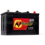 Banner Buffalo Bull 12 V 110 Ah 720 A jobb +  IVECO talp nélküli