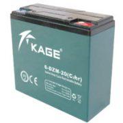 Motobatt 12 V 24 Ah elektromos kerékpár akkumulátor