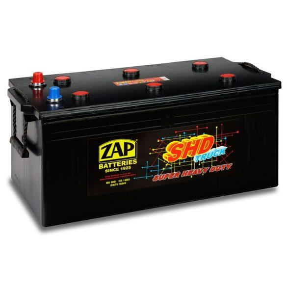 ZAP Truck SHD 12 V 230 Ah 1200 A  bal +