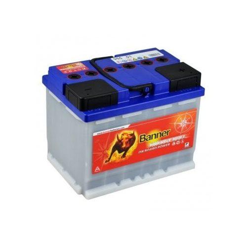 Banner Energy Bull munka akkumulátor 12 V 60 Ah Jobb+