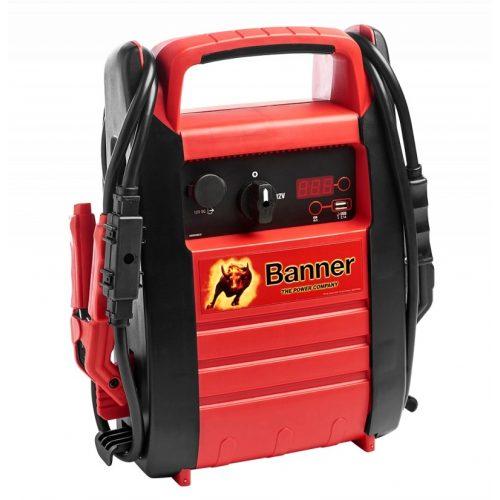 Banner Power Booster PB12 indításrásegítő/bikázó