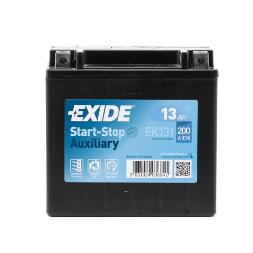 Exide Start Stop  Auxiliary 12 V 13 Ah 200 A bal +