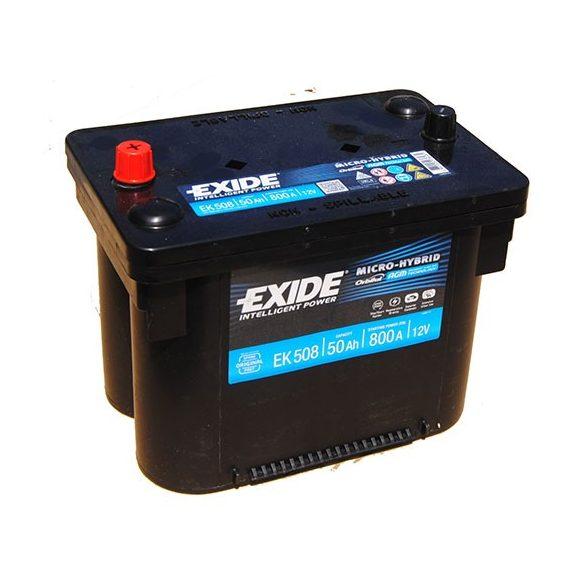 EXIDE Maxxima 12 V 50 Ah 800 A bal +