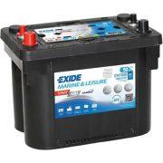 EXIDE Maxxima EM1000 12 V 50 Ah 800 A bal +