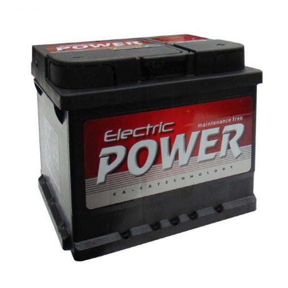 Electric Power 12 V 45 Ah 360 A jobb +