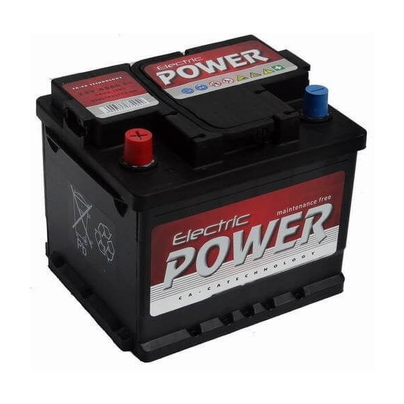 Electric Power 12 V 45 Ah 360 bal +