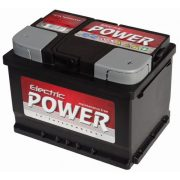 Electric Power 12 V 60 Ah 500A jobb +