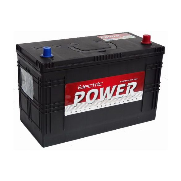 Electric Power 12 V 110 Ah 740 A jobb +  IVECO akkumulátor