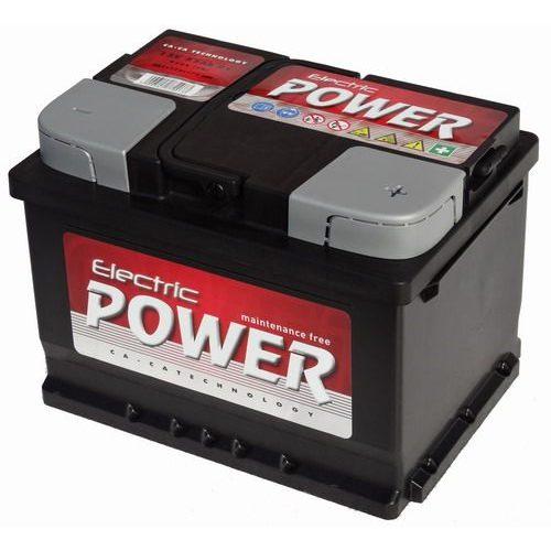 Electric Power 12 V 55 Ah  450A  jobb +