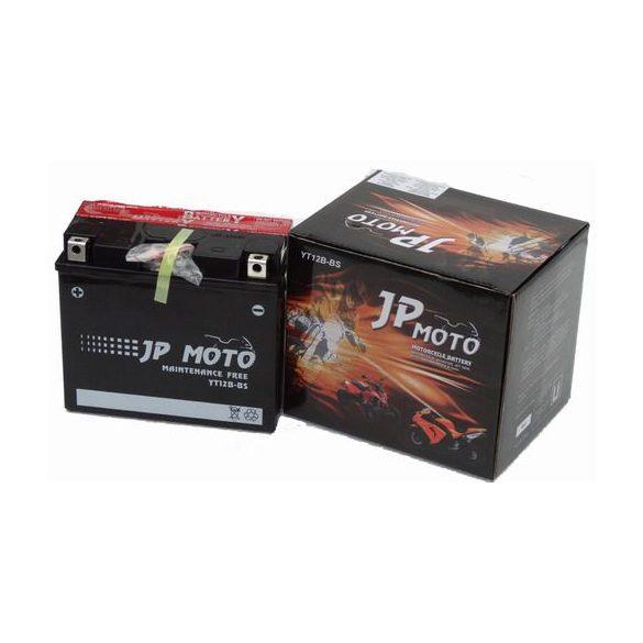 JP MOTO YT12B-BS 12 V 10 Ah bal +