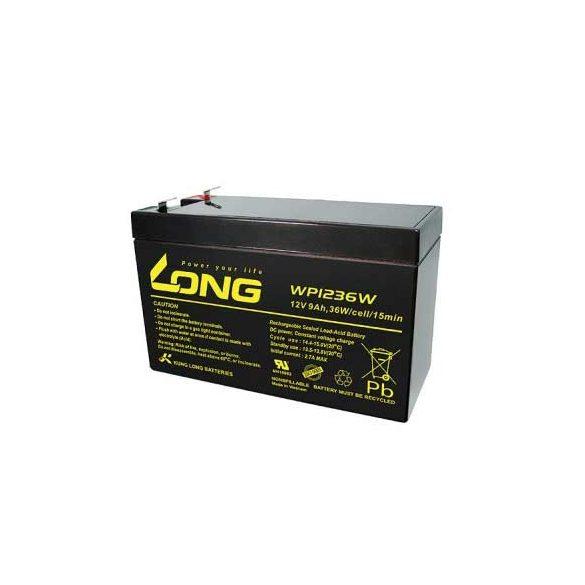 Long 12 V 9 Ah akkumulátor