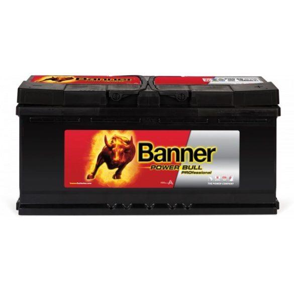 Banner Power Bull Professional 12V 100 Ah 820A jobb+