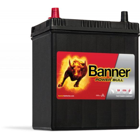 Banner Power Bull 12V 40 Ah 330A bal +