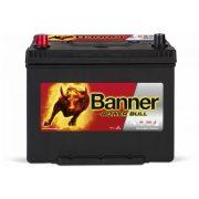 Banner Power Bull 12 V 70 Ah 600 A bal + Toyota HiAce akkumulátor P7024