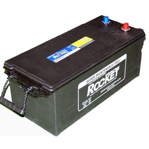 Rocket 12V 180 Ah 950 A Bal+ zárt rendszerű