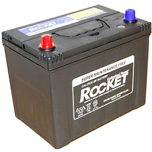 Rocket 12 V 70 Ah 600 A bal + (Toyota Hiace )akkumulátor