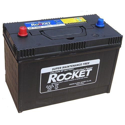 Rocket 12 V 120 Ah 1000 A   közép saru