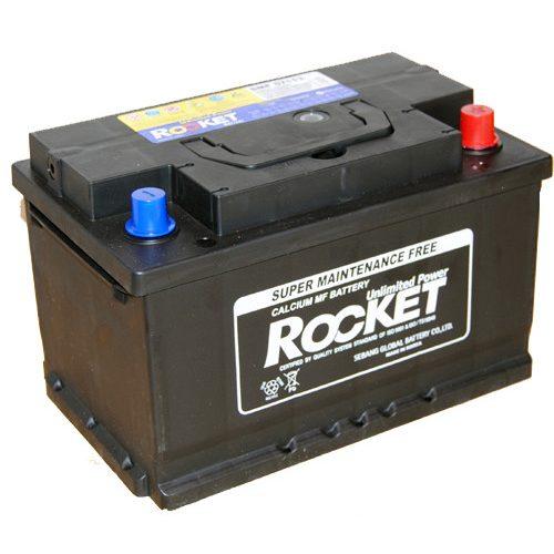 Rocket 12 V 71 Ah 620 A jobb +