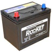 Rocket 12V 66Ah 710A bal + Lacetti,Kalos akkumulátor