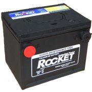 Rocket 12V 66 Ah 710A Akkumulátor Bal+ oldalcsatlakozó