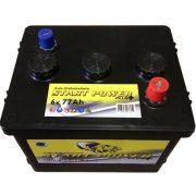 Start Power 6 V 77Ah akkumulátor (TRABANT,VETERÁN AUTÓ)
