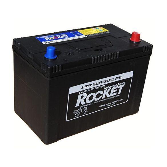 Rocket EFB 12 V 90 Ah 760 A jobb + (MAZDA START STOP)