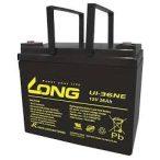 LONG/GLOBE 12 V 36 Ah kerekesszék akkumulátor