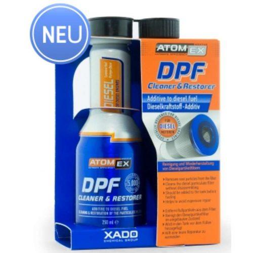 Diesel részecskeszűrő (DPF) tisztító 250 ml