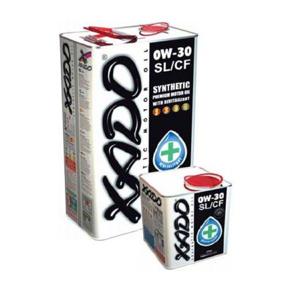 XADO 0W-30 SL/CF  motorolaj 4 liter