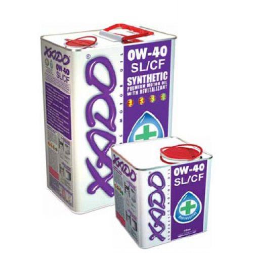 XADO 0W-40 SL/CF motorolaj 4 liter
