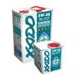 XADO 5W-40 SL/CF motorolaj 4 liter