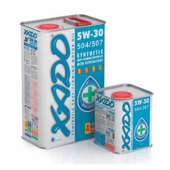 XADO 5W-30 504/507  motorolaj 4 liter