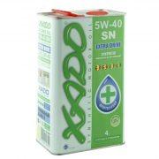 XADO 5W-40 SN motorolaj 4 liter