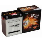 JP MOTO YB14L-A2 12 V 14 Ah 160 A jobb +