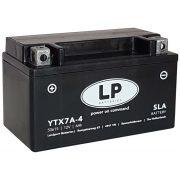 Landport YTX7A-4 12 V 6 Ah 105 A bal +