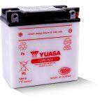 Yuasa YB9-B 12 V 9 Ah 130 A bal +