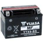 Yuasa YTX9-BS 12 V 8,4 Ah 135 A bal +