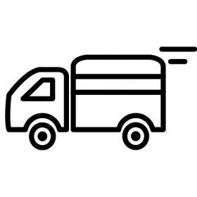 Futárszolgálattal szállítható motor akkumulátorok