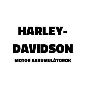 Harley Davidson motorkerékpár akkumulátorok