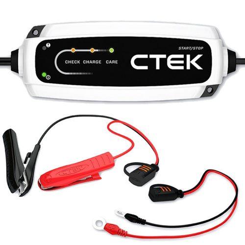 CTEK - CT5 START/STOP EU akkumulátor töltő