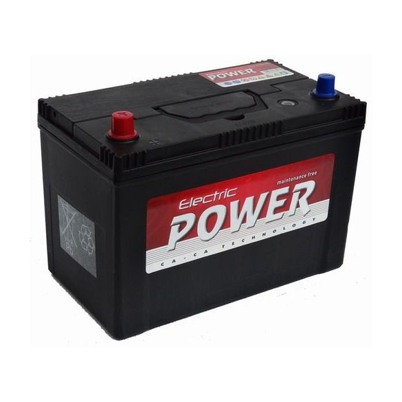 ElectricPower 12V 100 Ah 750A japan bal+