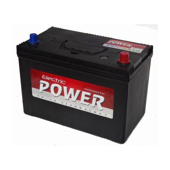 ElectricPower 12V 100 Ah 750A japan jobb+
