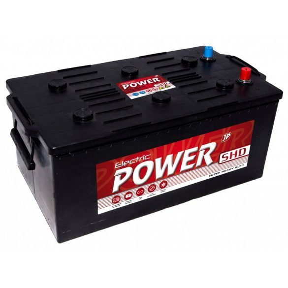 Electric Power SHD 12 V 225 Ah 1250 A bal +
