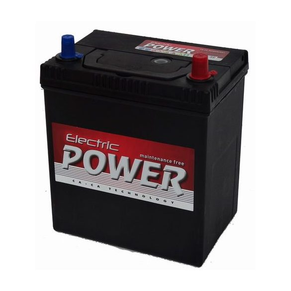 ElectricPower 12V 40 Ah 300A jobb +