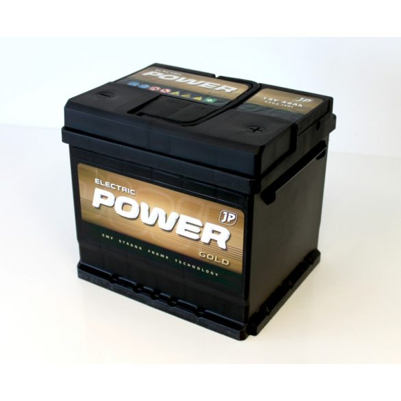 Electric Power Premium Gold 12V 56Ah 540A J+