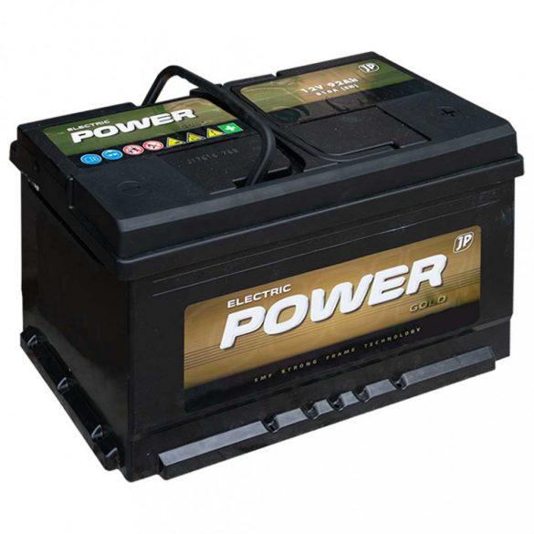 Electric Power Premium Gold 12V 92Ah 810A J+