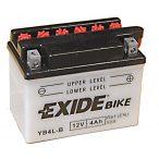 EXIDE YB4L-B 12V 4Ah Jobb+