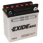 EXIDE YB9-B 12V 9Ah Bal+