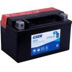 EXIDE ETX7A-BS  (YTX7A-BS) 12V 6Ah Bal+