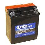 EXIDE ETX7L-BS (YTX7L-BS)  12 V 6 Ah Jobb+
